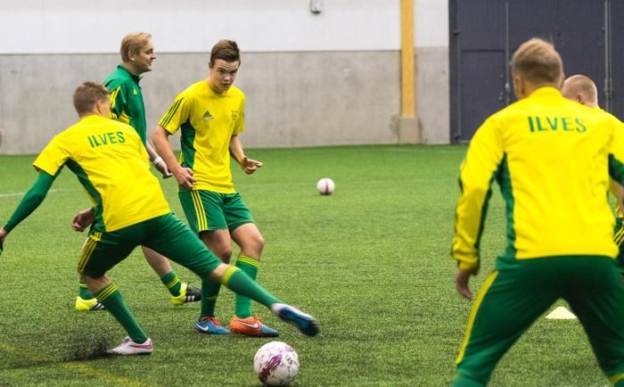 Ilves Jalkapallo Juniorit