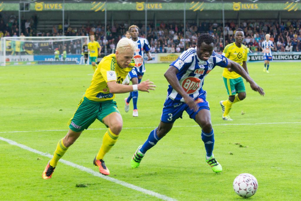 Mikael Soisalo siirtyy Middlesbrough FC:hen - Ilves-jalkapallo | miehet