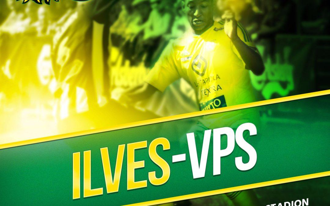 Otteluennakko: Ilves vs. VPS
