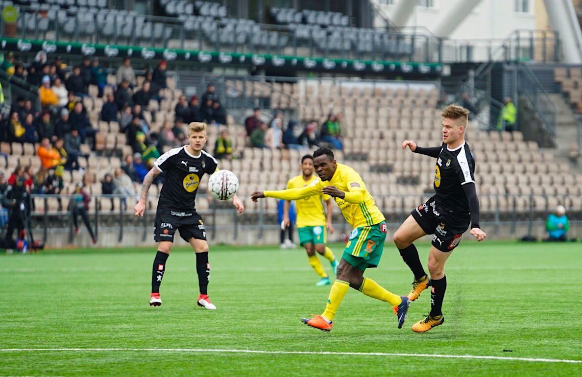 Otteluraportti: Ilves vs. KuPS - Ilves-jalkapallo   Edustusjoukkueiden  yhteinen koti