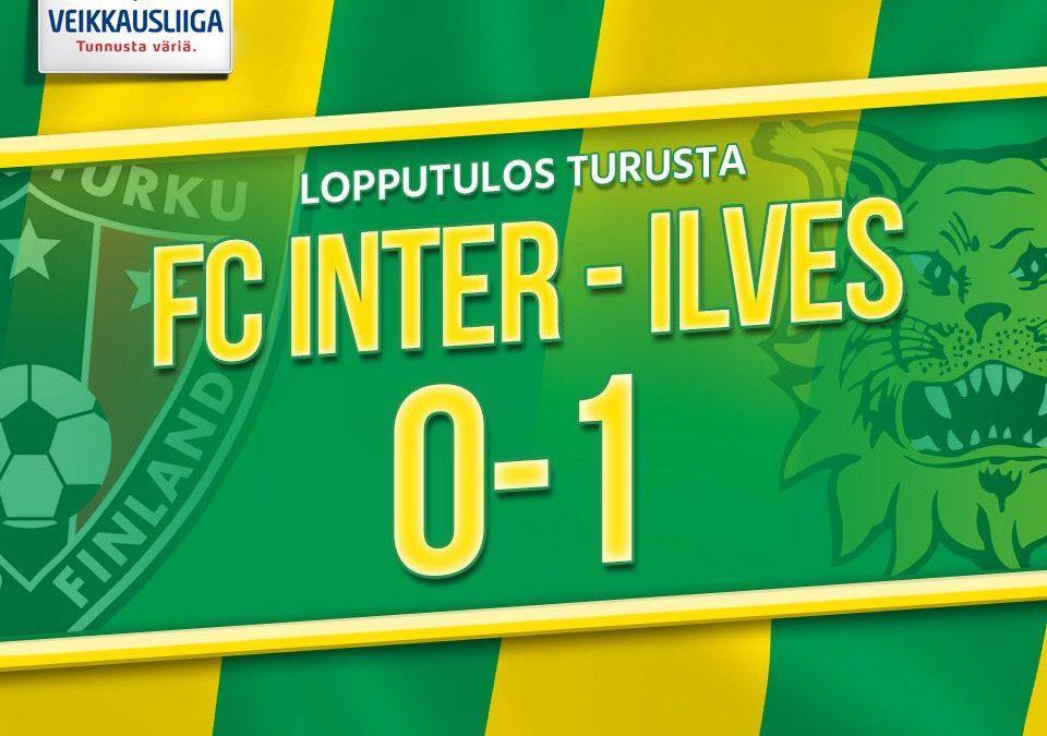 Otteluraportti: FC Inter vs. Ilves