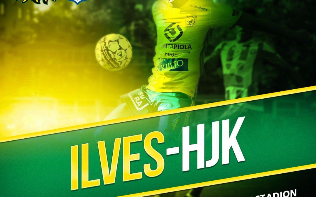 Otteluennakko: Ilves vs. HJK