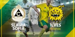 Eurocup-otteluennakko: Slavia Sofia vs. Ilves