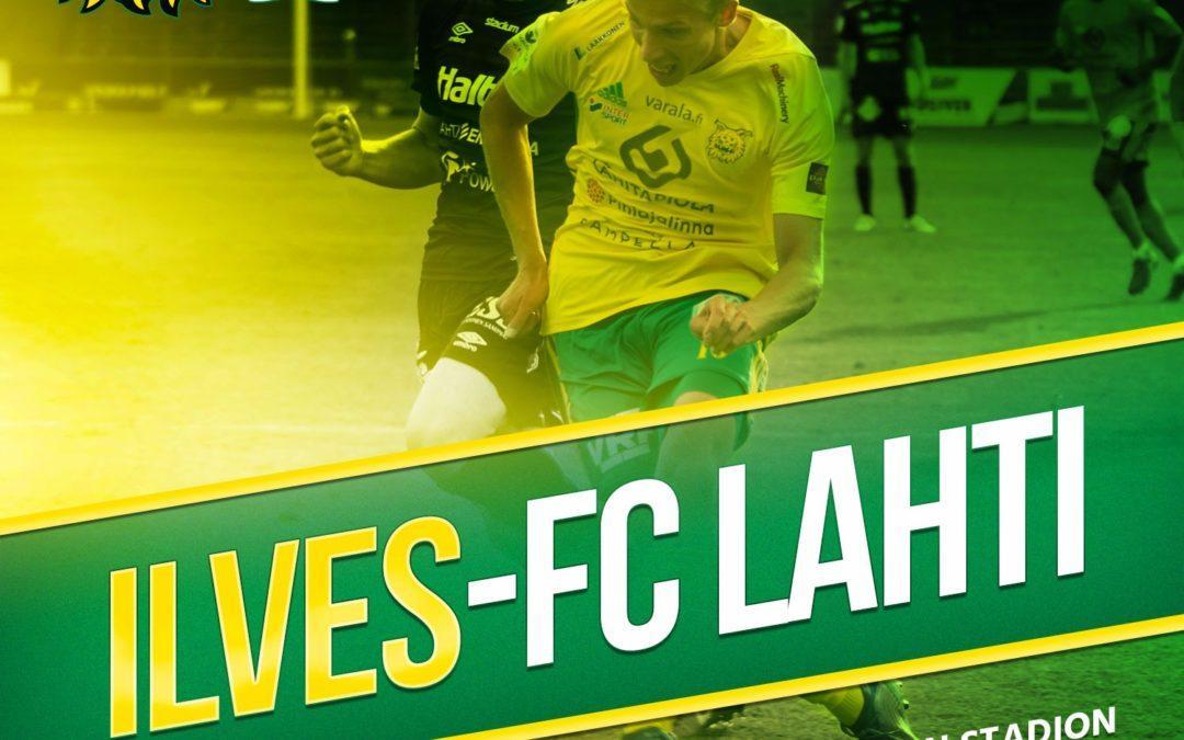 Otteluennakko: Ilves vs. FC Lahti