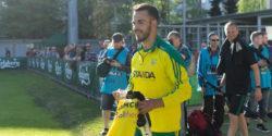 Diogo Tomás ennakoi kauden viimeistä kotiottelua