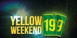 Yellow Weekend kausikorttitarjous keskiviikosta sunnuntaihin