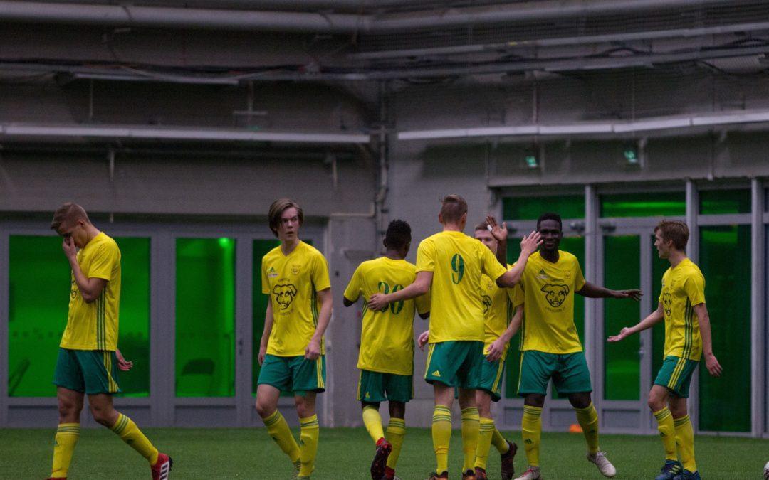 Ilves kohtaa Suomen U21-maajoukkueen tiistaina Eerikkilässä