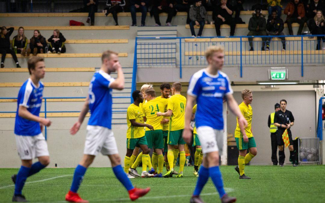 Ilves joutui tyytymään tasapeliin toisessa Suomen Cupin ottelussaan