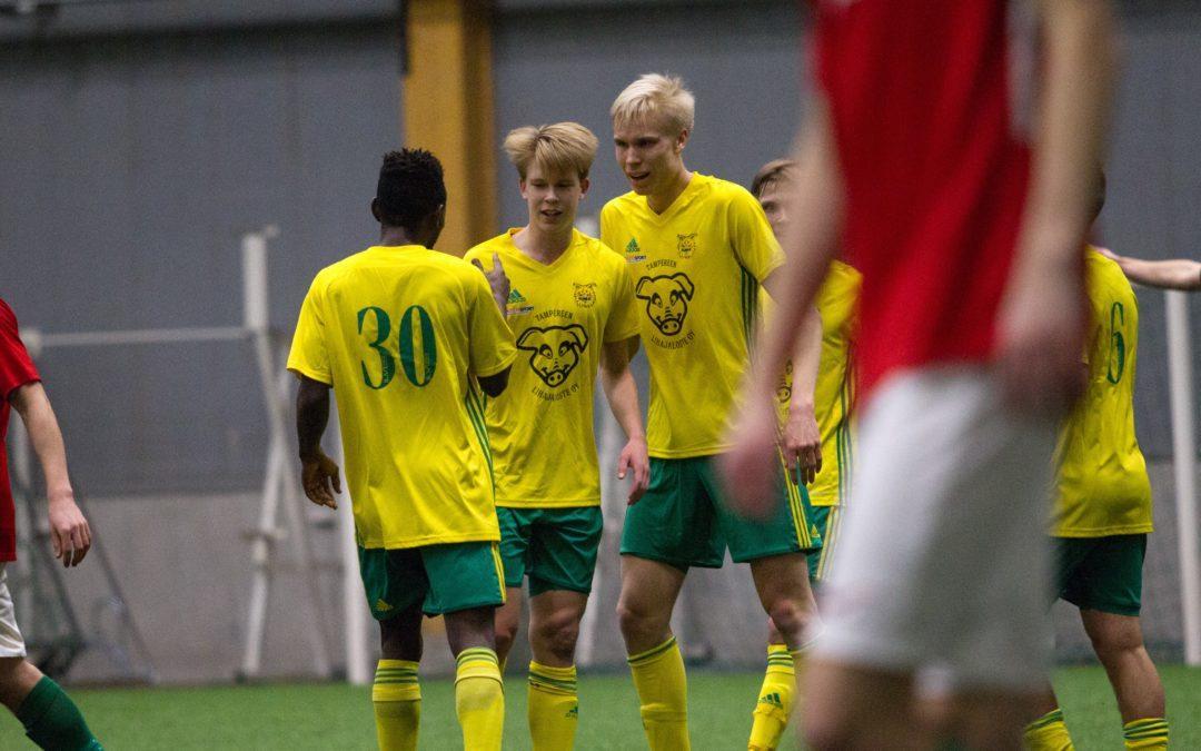 Janne-Pekka Laine on valittu U18-maajoukkueleirille