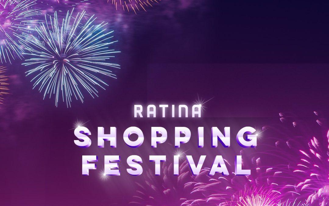 Ilves on mukana huomenna alkavassa Ratina Shopping Festivalissa.