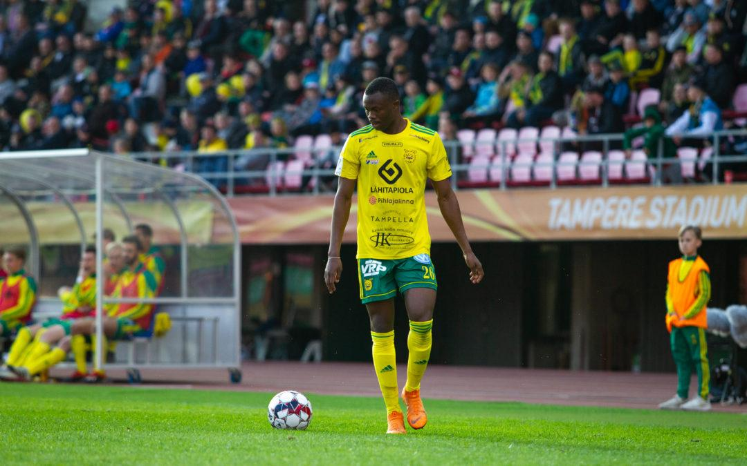 Tiemoko Fofana siirtyy lainalle FK Sabahiin