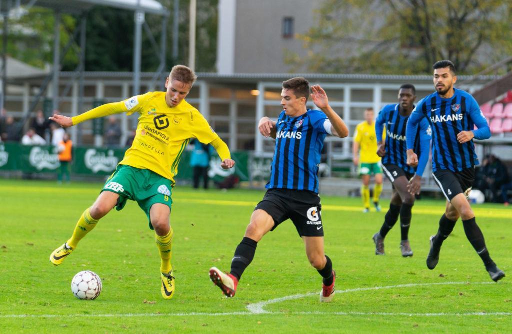FC Inter ja Ilves kohtaavat värikkäässä Veikkausliigan kärkikamppailussa perjantai-iltana.