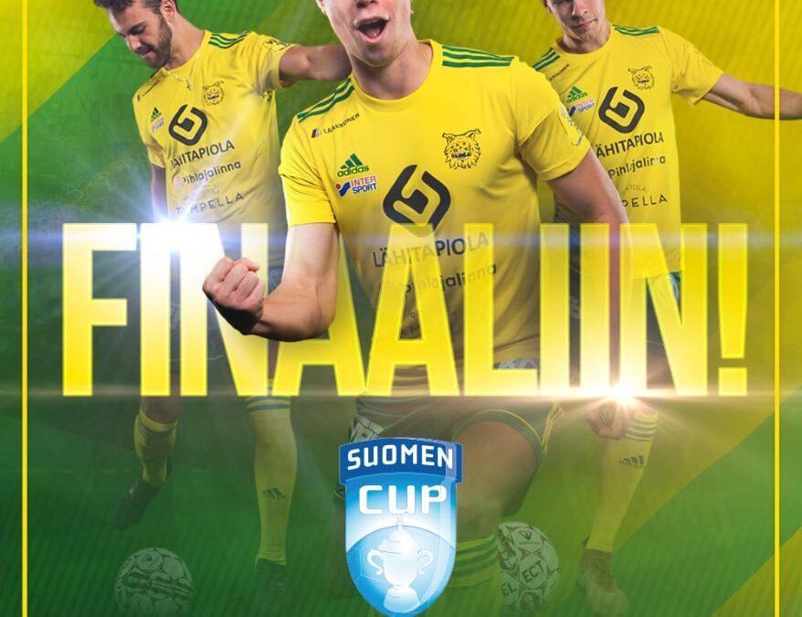 Suomen Cupin finaalin lipunmyynti on käynnistynyt