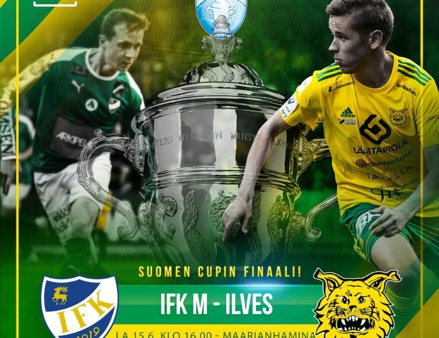 Ennakko: Suomen cupin finaali lauantaina