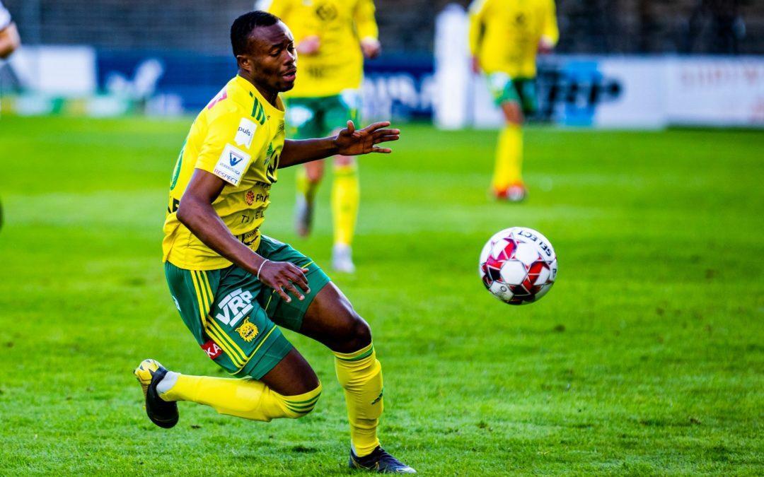 Tiemoko Fofana valittiin Veikkausliigan lokakuun joukkueeseen