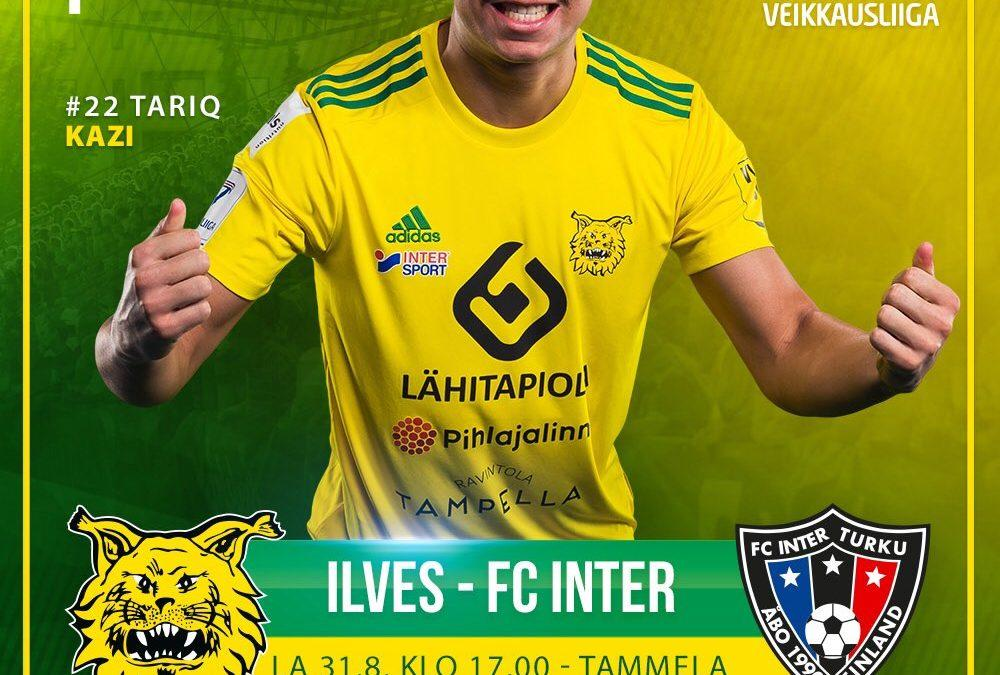 Ennakko: Ilves – FC Inter, runkosarja huipentuu kahden kärkijoukkueen taistoon