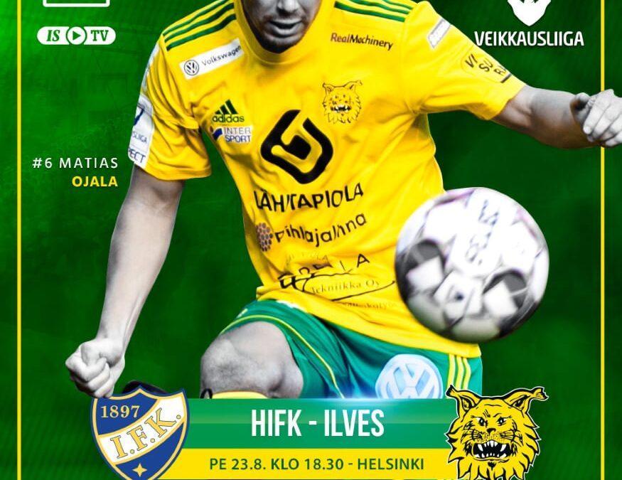 Ennakko: HIFK – Ilves, perinteiset monilajiseurat iskevät yhteen