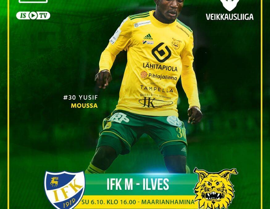 Ennakko: IFK Mariehamn – Ilves, viimeinen vierasreissu