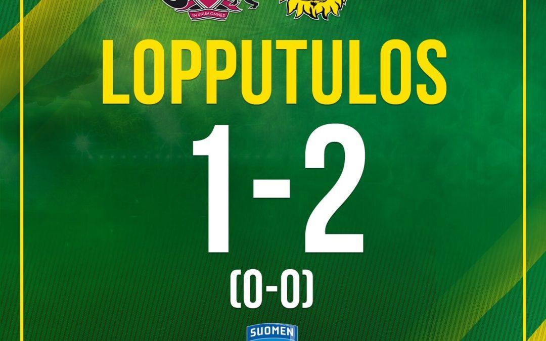 Ilves avasi Suomen Cupin vierasvoitolla FC Lahdesta