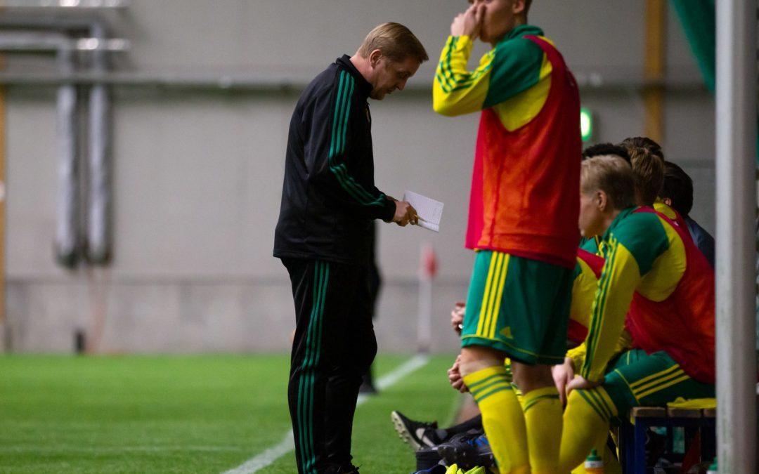 Päävalmentajan mietteitä Suomen Cupin alkaessa