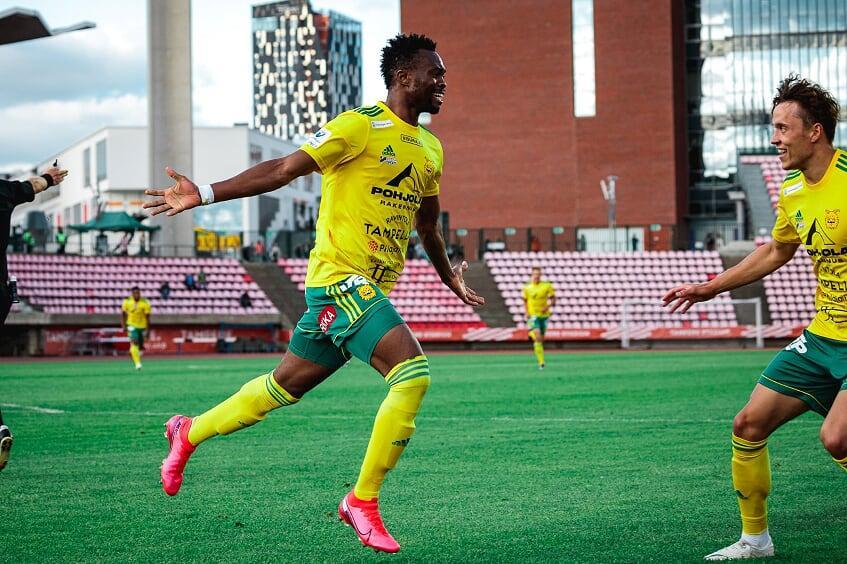 FK Sabah on käyttänyt osto-optionsa – Tiemoko Fofana siirtyy pysyvällä siirrolla Azerbaidzaniin
