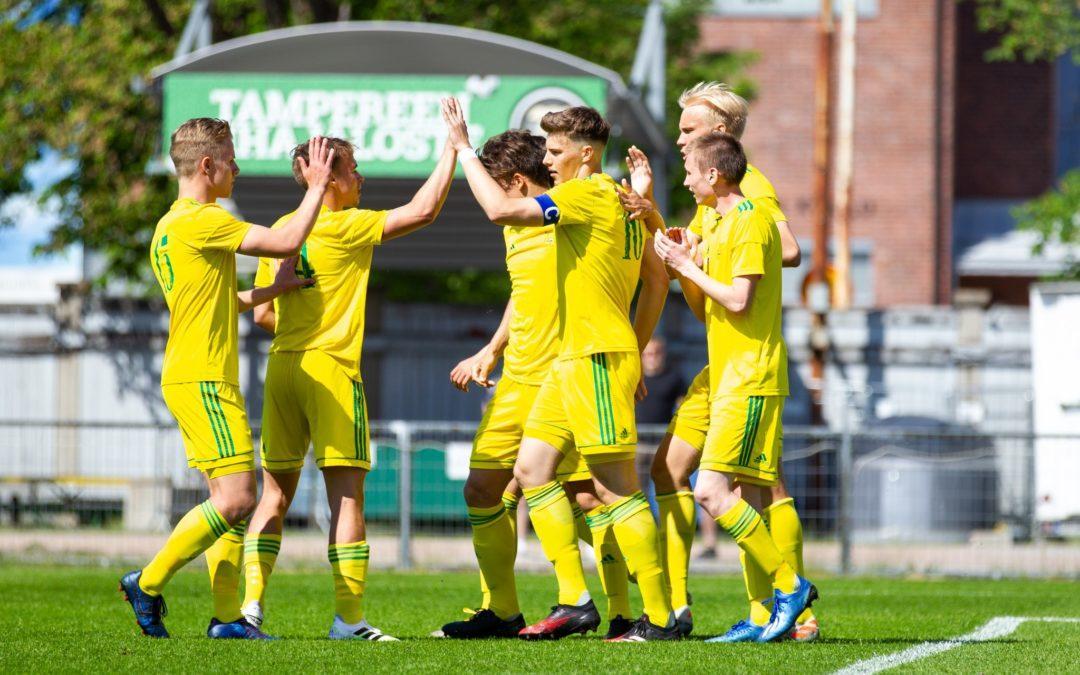 Otteluraportti: Ilves/2 – HJS Akatemia – Ratinaa rokattiin myös lauantain kunniaksi