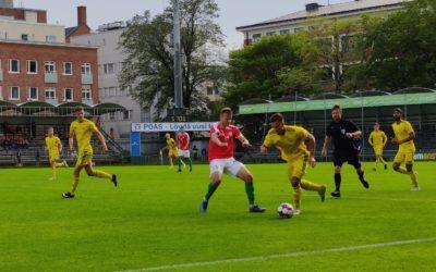 Otteluraportti: Ilves/2 – TPV 3-0 – punakortti punaisille ja kolme maalia keltaisille