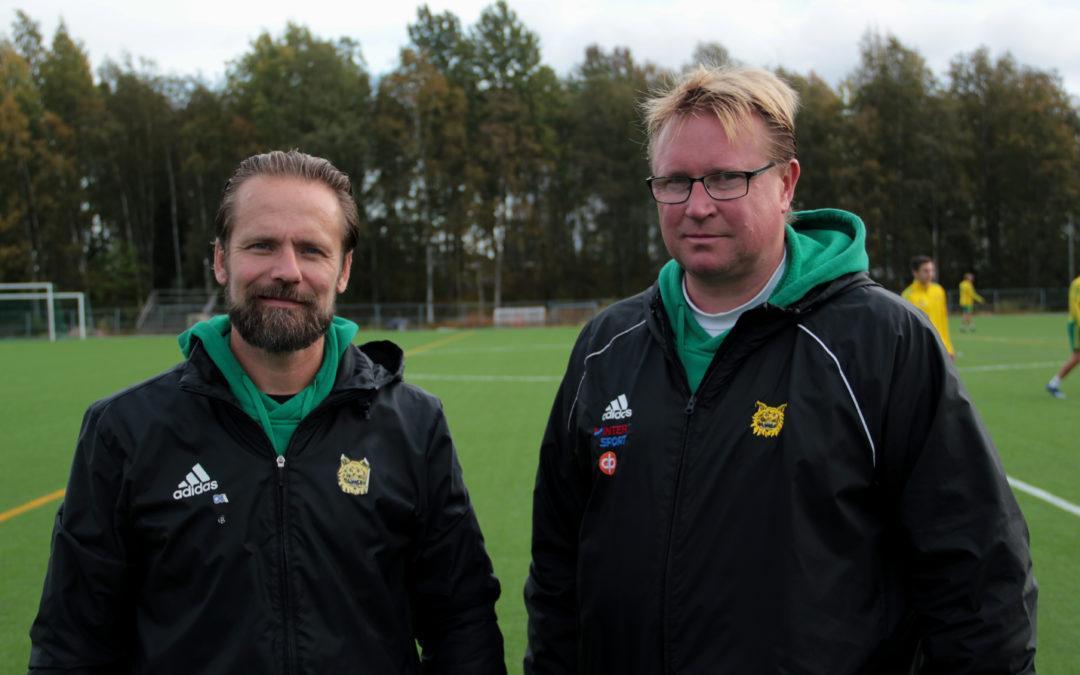 Ilveksen A-pojat jatkavat tutussa komennossa – samaan aikaan taistelu Suomen mestaruudesta käy kuumana
