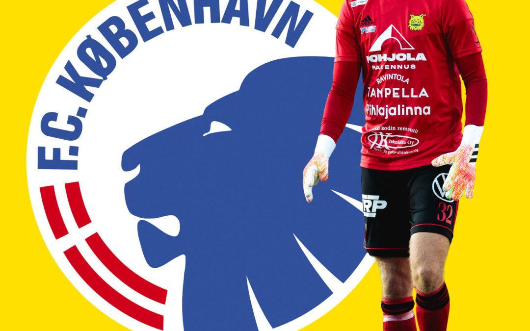 Matias Riikonen siirtyy FC Kööpenhaminaan