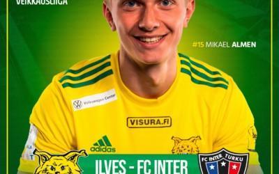 Ennakko: Mitaleista taistelevat Ilves ja FC Inter kohtaavat