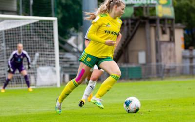 Roosa Tuominen siirtyy kaudeksi 2021 HJK:n riveihin