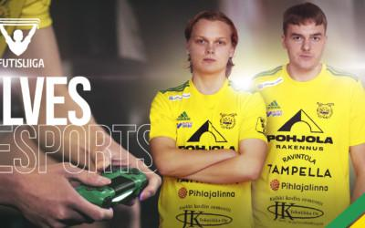 Matias Hänninen ja Juuso Tasku edustavat Ilvestä eFutisliigassa