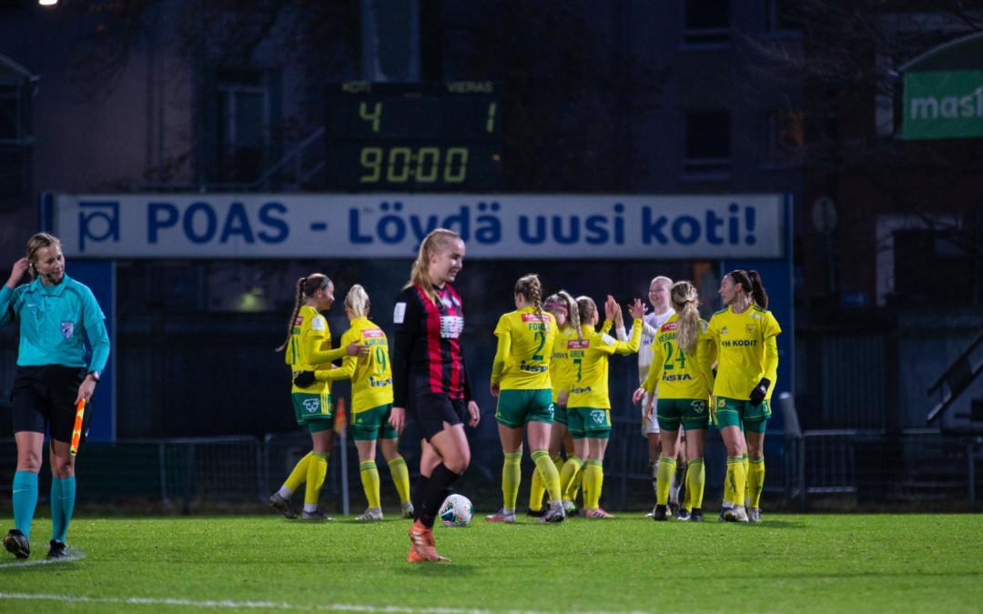 Otteluennakko: PK-35 – Ilves – runkosarjan viimeisellä kierroksella riittää valtavasti panosta