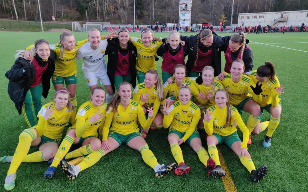 Otteluraportti: PK-35 Helsinki – Ilves 0-1 – yksi maali riitti ratkaisemaan sarjapaikan myös ensi kaudelle