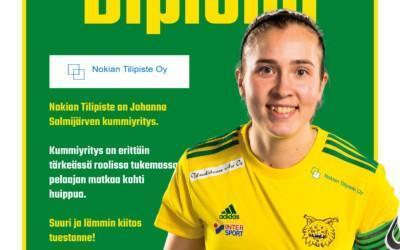 """Nokian Tilipiste Oy on kapteeni """"Junnu"""" Salmijärven kummiyritys"""