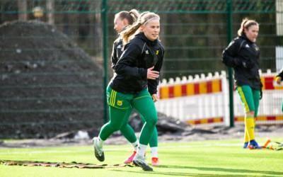Armi Heikkilä on valmis läpimurtokauteen – nousujohteista uraa ei pienet kolhutkaan haittaa