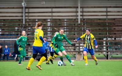 Edustusjoukkue kohtasi viimeisessä harjoitusottelussa Pallo-Iirot Kaupissa – Määtän maali toi 1-0 voiton
