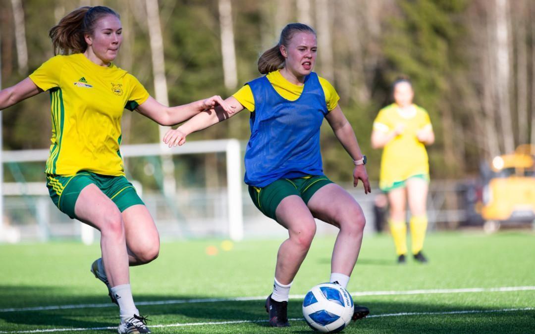 Otteluennakko: Ilvekselle vieraaksi tasapelillä kauden avannut Åland United