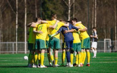 Kenraaliharjoituksessa vastaan IFK Mariehamn – valmennus on tyytyväinen pelaajien tekemiseen harjoituksissa
