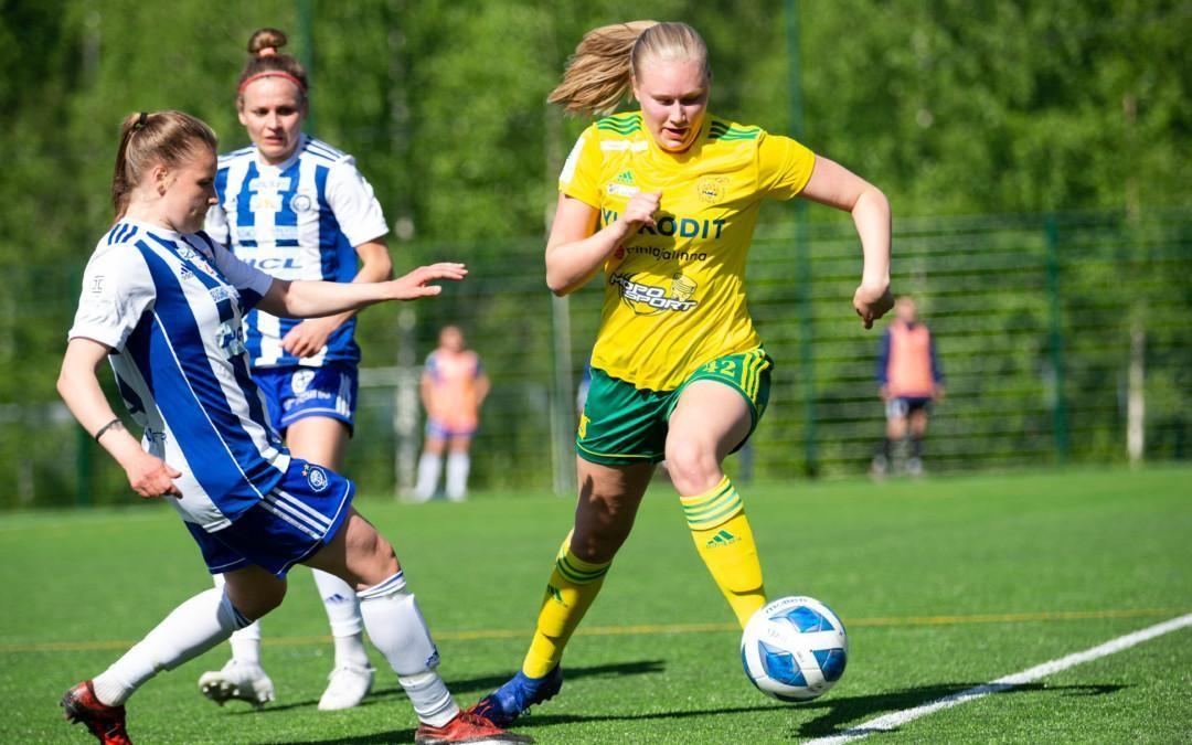 Raportti: Klubi haki pisteet Kaupista